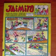 Tebeos: JAIMITO, Nº 954 - EDITORIAL VALENCIANA - CONTIENE DIBUJOS DE AMBRÓS. Lote 103466379