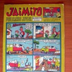 Tebeos: JAIMITO, Nº 990 - EDITORIAL VALENCIANA - CONTIENE DIBUJOS DE AMBRÓS. Lote 103466735