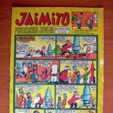 Tebeos: JAIMITO, Nº 988 - EDITORIAL VALENCIANA - CONTIENE DIBUJOS DE AMBRÓS. Lote 103466787