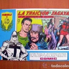 Tebeos: EL GUERRERO DEL ANTIFAZ, Nº 44 - TOMOS AZULES - EDITORIAL VALENCIANA 1981. Lote 103467231