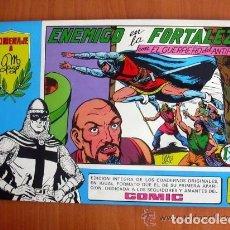 Tebeos: EL GUERRERO DEL ANTIFAZ, Nº 20 - TOMOS AZULES - EDITORIAL VALENCIANA 1981. Lote 103467859