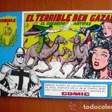 Tebeos: EL GUERRERO DEL ANTIFAZ, Nº 37 - TOMOS AZULES - EDITORIAL VALENCIANA 1981. Lote 103468023