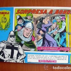 Tebeos: EL GUERRERO DEL ANTIFAZ, Nº 38 - TOMOS AZULES - EDITORIAL VALENCIANA 1981. Lote 103468127