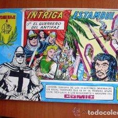 Tebeos: EL GUERRERO DEL ANTIFAZ, Nº 39 - TOMOS AZULES - EDITORIAL VALENCIANA 1981. Lote 103468243