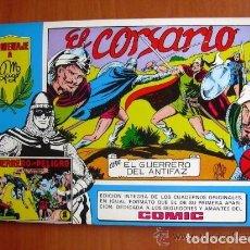 Tebeos: EL GUERRERO DEL ANTIFAZ, Nº 13 - TOMOS AZULES - EDITORIAL VALENCIANA 1981. Lote 103468487