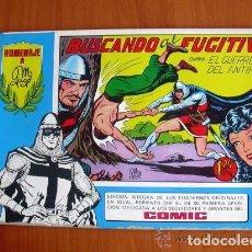 Tebeos: EL GUERRERO DEL ANTIFAZ, Nº 22 - TOMOS AZULES - EDITORIAL VALENCIANA 1981. Lote 103469091