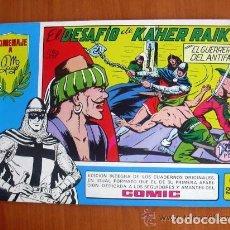 Tebeos: EL GUERRERO DEL ANTIFAZ, Nº 23 - TOMOS AZULES - EDITORIAL VALENCIANA 1981. Lote 103469167