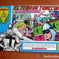 Tebeos: EL GUERRERO DEL ANTIFAZ, Nº 18 - TOMOS AZULES - EDITORIAL VALENCIANA 1981. Lote 103469251