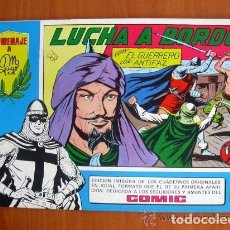 Tebeos: EL GUERRERO DEL ANTIFAZ, Nº 24 - TOMOS AZULES - EDITORIAL VALENCIANA 1981. Lote 103469311