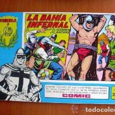 Tebeos: EL GUERRERO DEL ANTIFAZ, Nº 29 - TOMOS AZULES - EDITORIAL VALENCIANA 1981. Lote 103469439
