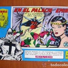 Tebeos: EL GUERRERO DEL ANTIFAZ, Nº 25 - TOMOS AZULES - EDITORIAL VALENCIANA 1981. Lote 103469539
