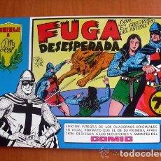 Tebeos: EL GUERRERO DEL ANTIFAZ, Nº 4 - TOMOS AZULES - EDITORIAL VALENCIANA 1981. Lote 103469595
