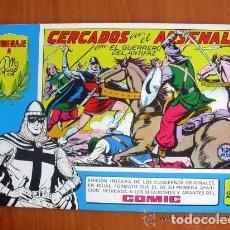 Tebeos: EL GUERRERO DEL ANTIFAZ, Nº 26 - TOMOS AZULES - EDITORIAL VALENCIANA 1981. Lote 103469643