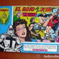 Tebeos: EL GUERRERO DEL ANTIFAZ, Nº 36 - TOMOS AZULES - EDITORIAL VALENCIANA 1981. Lote 103469723