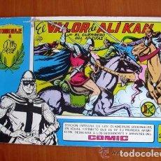 Tebeos: EL GUERRERO DEL ANTIFAZ, Nº 27 - TOMOS AZULES - EDITORIAL VALENCIANA 1981. Lote 103469847