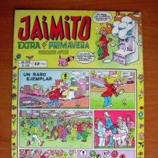 Tebeos: JAIMITO, Nº 1219 - EDITORIAL VALENCIANA - EXTRA DE PRIMAVERA 1973. Lote 103494951