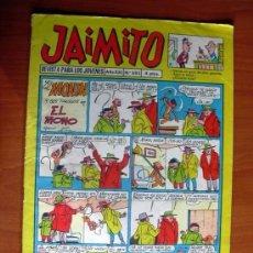 Tebeos: JAIMITO, Nº 885 - EDITORIAL VALENCIANA - CON LA AVENTURA DIBUJADA POR AMBRÓS TITULADA EL FORAJIDO. Lote 103495063