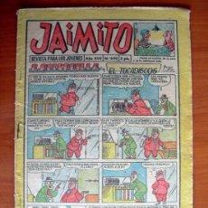 Tebeos: JAIMITO, Nº 690 - EDITORIAL VALENCIANA 1945. Lote 103496327