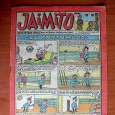 Tebeos: JAIMITO, Nº 546 - EDITORIAL VALENCIANA 1945. Lote 103496583
