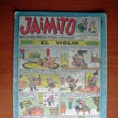 Tebeos: JAIMITO, Nº 492 - EDITORIAL VALENCIANA. Lote 103497495