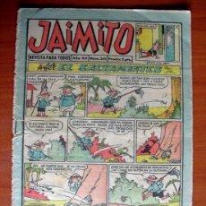 Tebeos: JAIMITO, Nº 560 - EDITORIAL VALENCIANA 1945. Lote 103498631