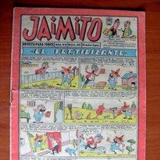 Tebeos: JAIMITO, Nº 561 - EDITORIAL VALENCIANA 1945. Lote 103499487