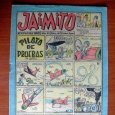 Tebeos: JAIMITO, Nº 562 - EDITORIAL VALENCIANA 1945. Lote 103500751