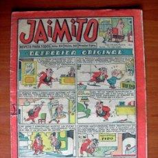 Tebeos: JAIMITO, Nº 563 - EDITORIAL VALENCIANA 1945. Lote 103505115