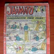 Tebeos: JAIMITO, Nº 566 - EDITORIAL VALENCIANA 1945. Lote 103506667