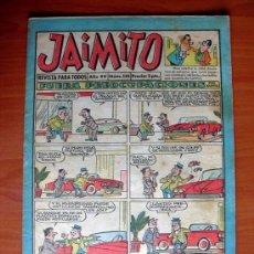 Tebeos: JAIMITO, Nº 540 - EDITORIAL VALENCIANA 1945. Lote 103507299