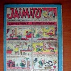 Tebeos: JAIMITO, Nº 472 - EDITORIAL VALENCIANA. Lote 103509003
