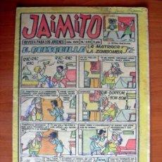 Tebeos: JAIMITO, Nº 686 - EDITORIAL VALENCIANA 1945. Lote 103512235