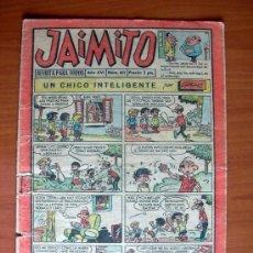Tebeos: JAIMITO, Nº 611 - EDITORIAL VALENCIANA 1945. Lote 103512439