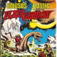 Tebeos: COMIC COLOSOS DEL COMIC - Nº 175 FLASH GORDON, EL GIGANTE DE LAS PROFUNDIDADES, 1980. Lote 103531883