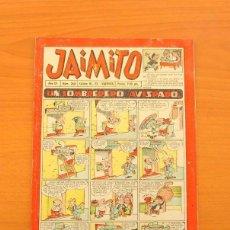 Tebeos: JAIMITO Nº 268 - EDITORIAL VALENCIANA 1945. Lote 103607267