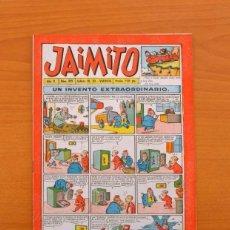 Tebeos: JAIMITO Nº 291 - EDITORIAL VALENCIANA 1945. Lote 103608587