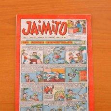 Tebeos: JAIMITO Nº 287 - EDITORIAL VALENCIANA 1945. Lote 103611819