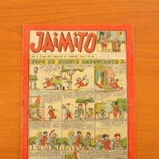 Tebeos: JAIMITO Nº 278 - EDITORIAL VALENCIANA 1945. Lote 103612443