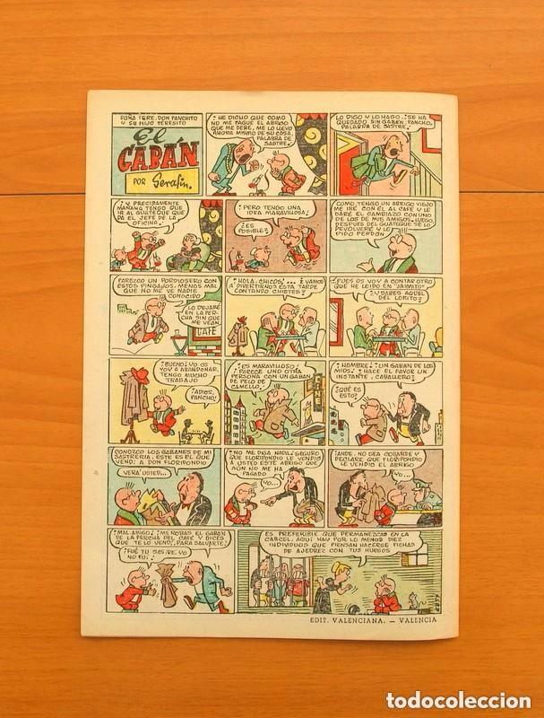 Tebeos: Jaimito nº 266 - Editorial Valenciana 1945 - Foto 6 - 103612639