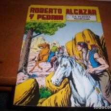 Tebeos: LOTE DE 1 TEBEO ROBERTO ALCAZAR Y PEDRIN. Nº 208. AÑO 1980.. Lote 103631431