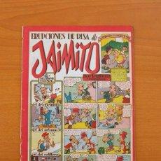 Tebeos: JAIMITO - Nº 65 - ERUPCIONES DE RISA - EDITORIAL VALENCIANA 1945. Lote 103656683