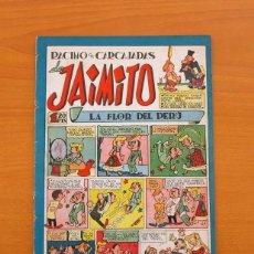 Tebeos: JAIMITO - Nº 73 - RACIMO DE CARCAJADAS - EDITORIAL VALENCIANA 1945. Lote 103662079
