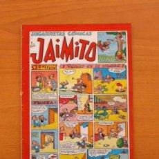 Tebeos: JAIMITO - Nº 72 - JUGARRETAS CÓMICAS - EDITORIAL VALENCIANA 1945. Lote 103662387