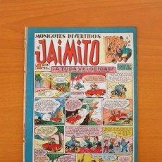 Tebeos: JAIMITO - Nº 76 - MONIGOTES DIVERTIDOS - EDITORIAL VALENCIANA 1945. Lote 103662595