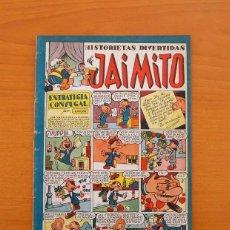 Tebeos: JAIMITO - Nº 74 - HISTORIETAS DIVERTIDAS - EDITORIAL VALENCIANA 1945. Lote 103663127