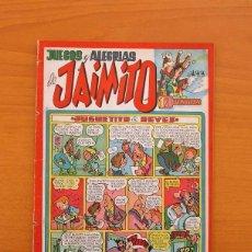 Tebeos: JAIMITO - Nº 78 - JUEGOS Y ALGRIAS - EDITORIAL VALENCIANA 1945. Lote 103663291