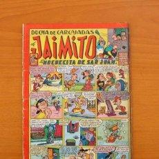 Tebeos: JAIMITO - Nº 67 - DUCHA DE CARCAJADAS - EDITORIAL VALENCIANA 1945. Lote 103663899