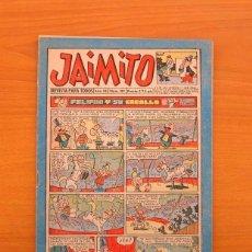 Tebeos: JAIMITO - Nº 419 - EDITORIAL VALENCIANA 1945. Lote 103664687