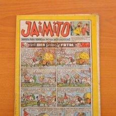 Tebeos: JAIMITO - Nº 408 - EDITORIAL VALENCIANA 1945. Lote 103664811