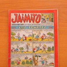 Tebeos: JAIMITO - Nº 401 - EDITORIAL VALENCIANA 1945. Lote 103669207